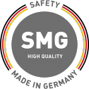 We are a member of Safety Made In Germany.