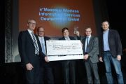 "e*Message Wireless Information Services GmbH Germany has won a prestigious award for innovation with their ""e*Nergy"" solution for secure load and energy management."
