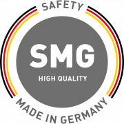 "e*Message is granted the seal ""Safety made in Germany"" at the Interschutz 2015"